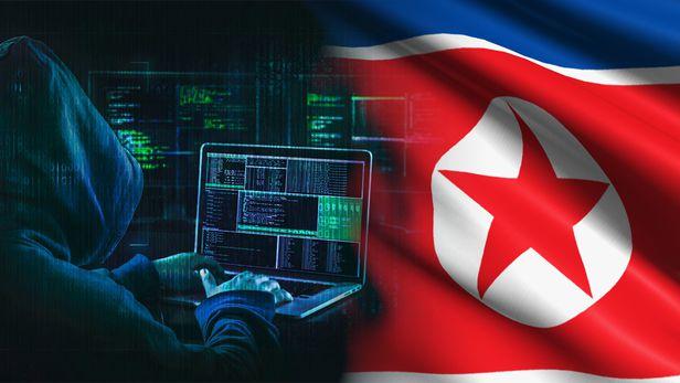 북한 해커 이미지