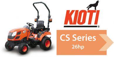 Kioti CS Series Tractor icon