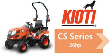 Kioti CS Series Tractor icon