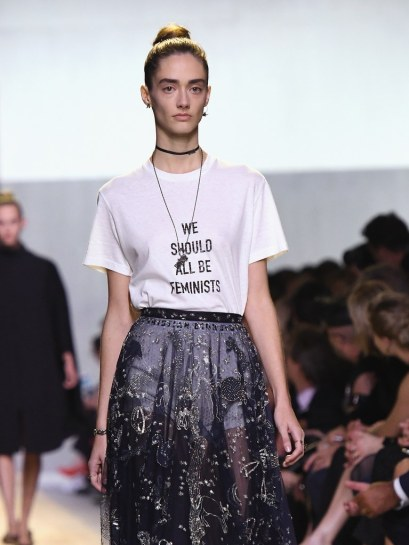 We should all be feminist – Dior