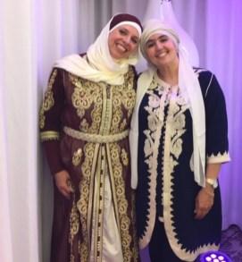 Fatima Maria Bourri en Manon Moussa-Roodenburg