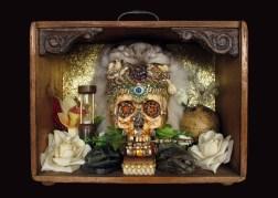 Milan Tilder, Nephilim skull, 2021