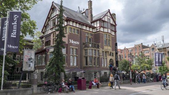 MoCo Museum for Contemporary Art | Amsterdam-Nu