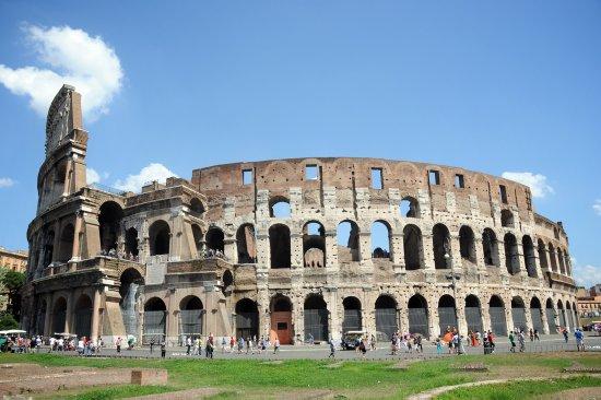 Colosseum Rome RomeNunl