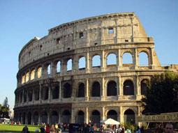 Colosseum in Rome RomeNunl