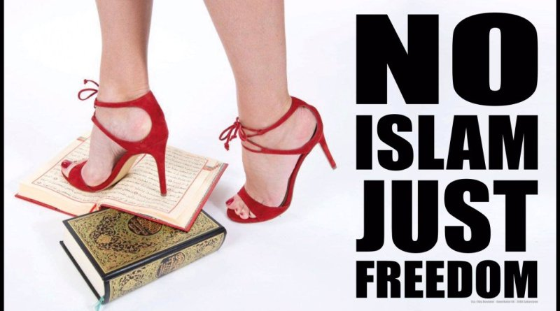 No Islam, just Freedom