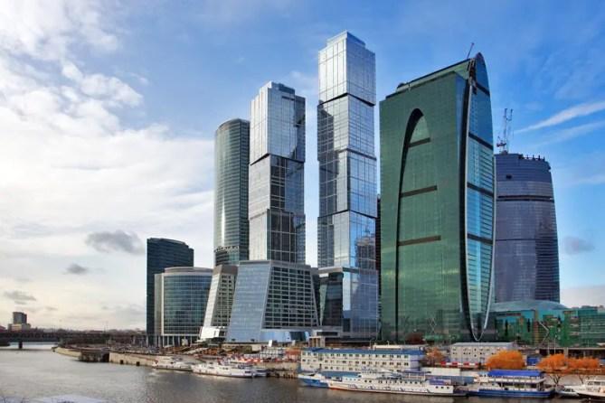 Moskou City of Capitals (m)