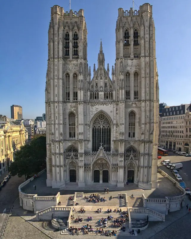 Brussels Cathedral
