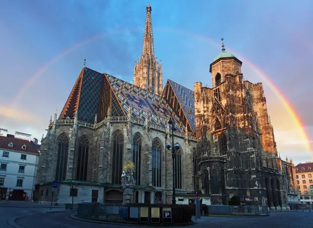 Vienna - St Stephans Cathedral