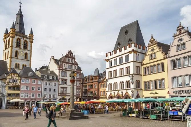 Trier centrum