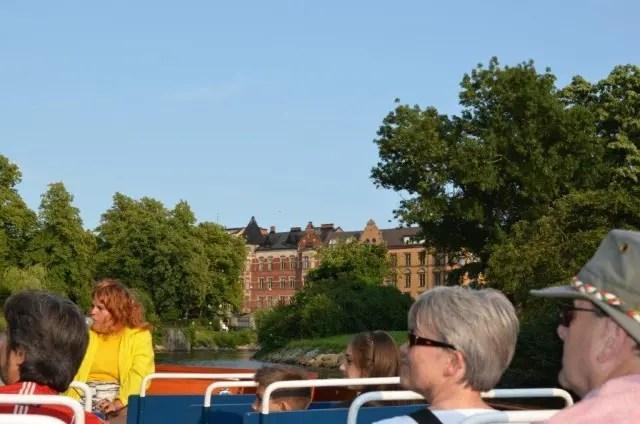 Zweden-Malmo-rondvaart