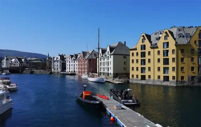 hotel-bryggen-alesund