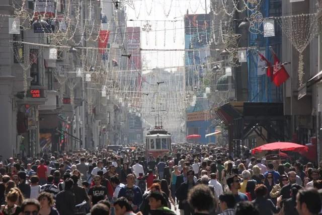 Istanbul Beyoglu