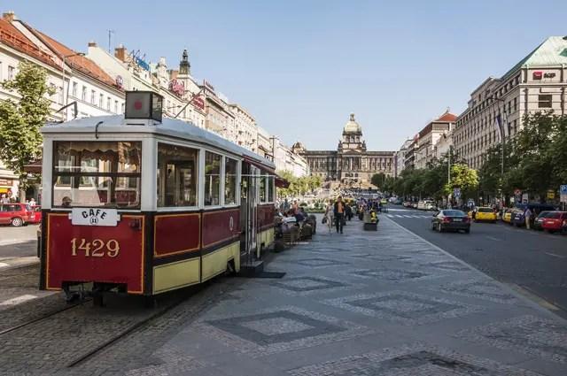 Praag tram