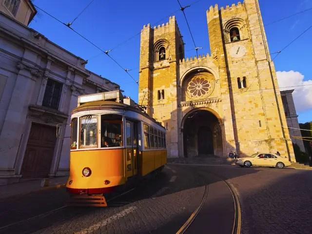 Lissabon Kathedraal