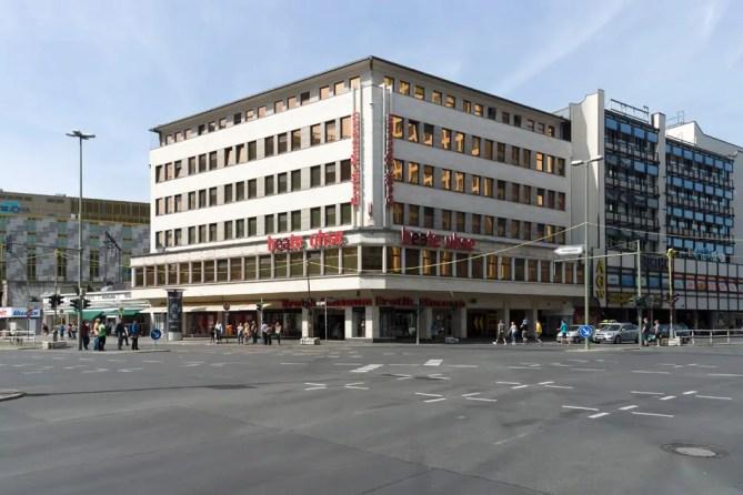Berlijn Beate Uhse Erotik Museum