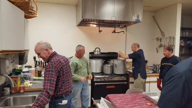 January 2016 Spaghetti Dinner