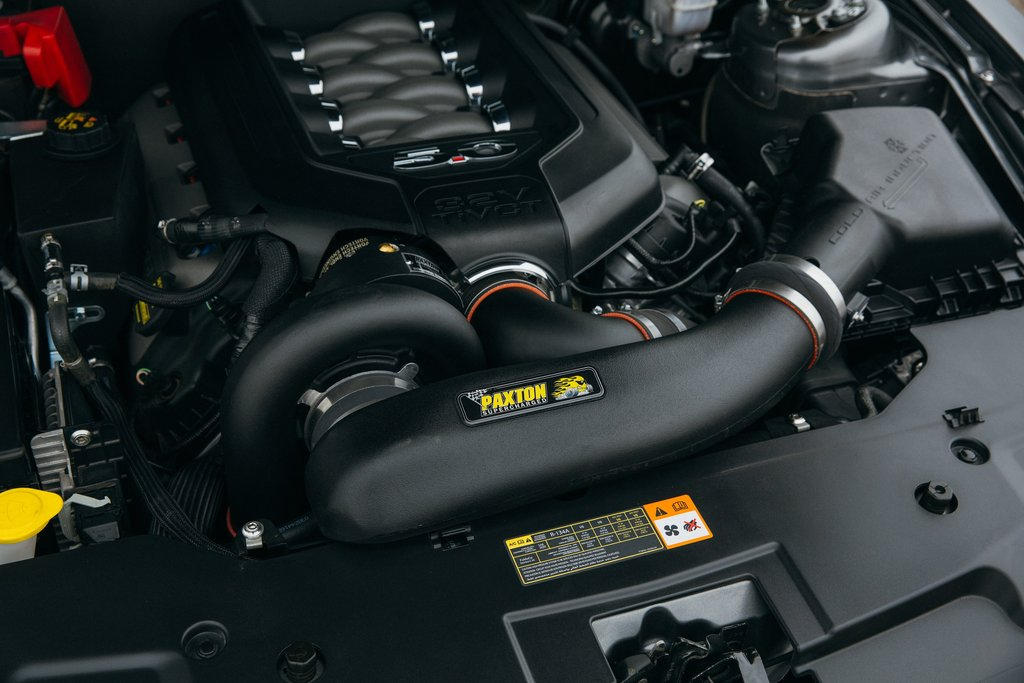 2014 Ford Fusion Supercharger