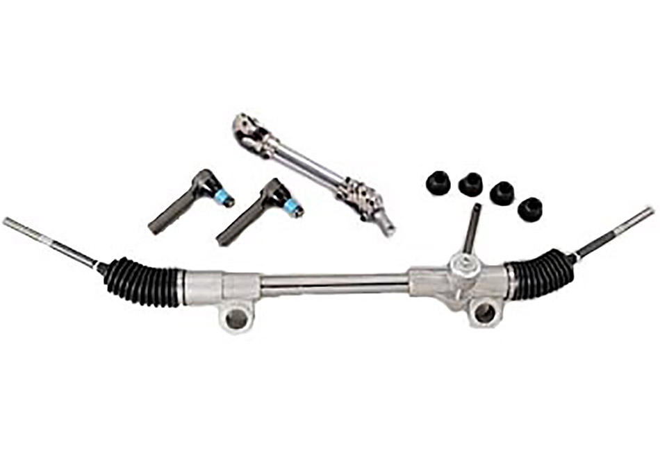 Flaming River Mustang Quick Ratio Manual Steering Rack (79