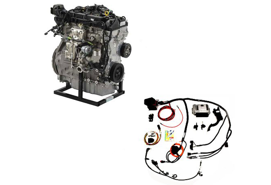 Ford Performance EcoBoost Engine And Control Pack Kit (13