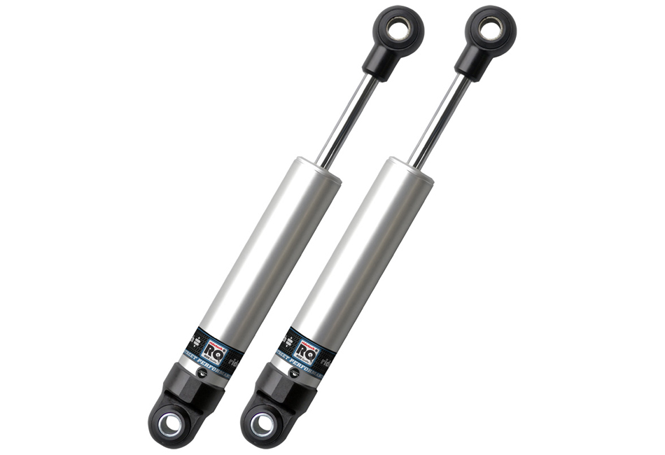 Ridetech Foxbody Mustang Level 1 Air Suspension System (79