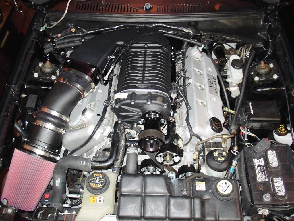 2005 Ford Focus Fuel System Diagram Whipple Mustang W210ax 3 4l Supercharger Upgrade 03 04