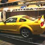 Steeda Rolls Out New Cars, Parts and Displays at PRI Show!