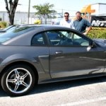 Steeda Enthusiast Drives Mustang 1,500 Miles For Steeda Install