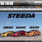 Motor Trend Evaluates the Steeda Q-Series Mustangs at Sebring!