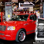 Steeda Wins Ford Product Excellence Award at  2005 SEMA Show