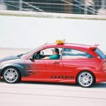 Steeda Focus Official Pace Car for the Citrus Enduro at Homestead!