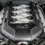Steeda 5.0L Engine Cover Dress Up Inserts