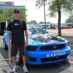 Steeda Invades Motor City