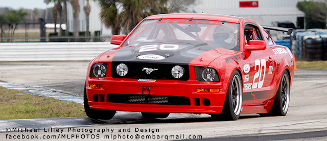 Steeda Q650R at Sebring International Raceway