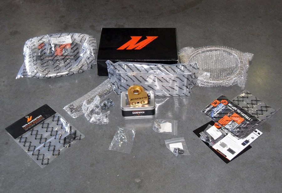 mishimoto package
