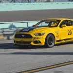 Steeda's 2017 Q500R Mustang Dominates in Debut at Homestead