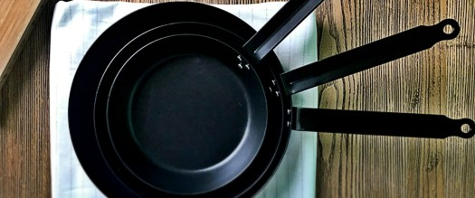 The Non-stick Layer: Patina
