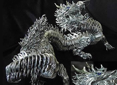 Aluminum Wire Used in Making Cables Crafts Mesh