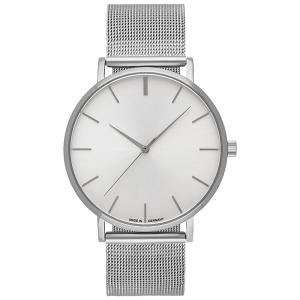 Uhr inklusive Gravur silber