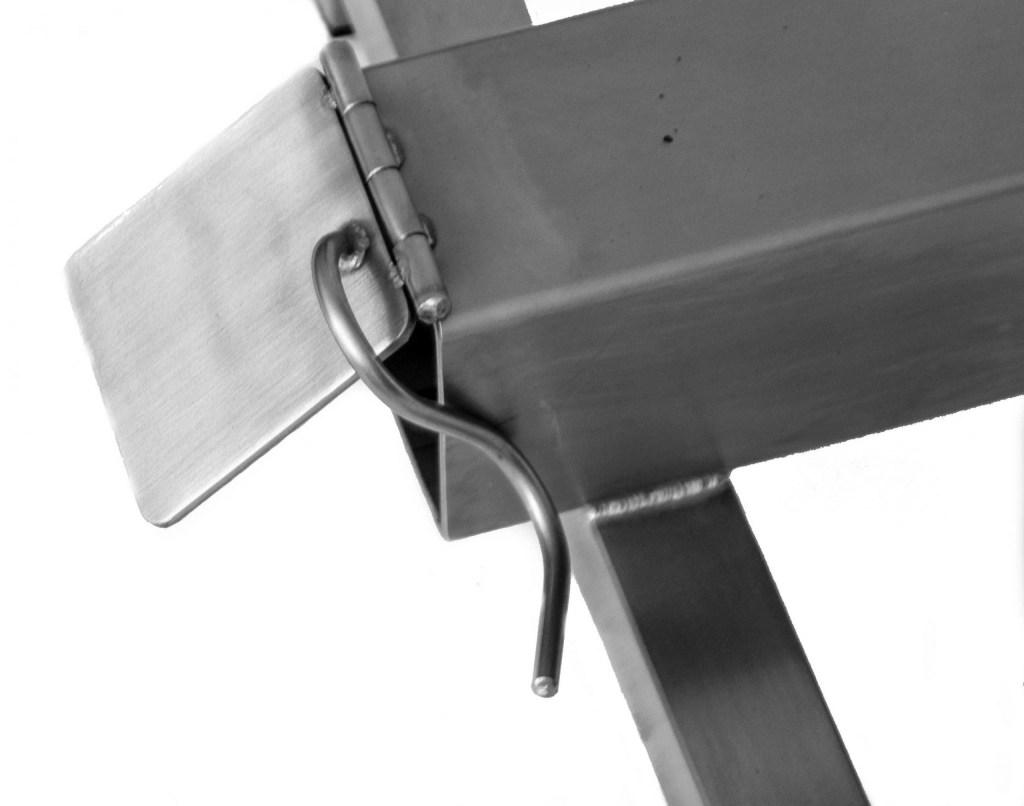 Detail Steelando Raketenofen