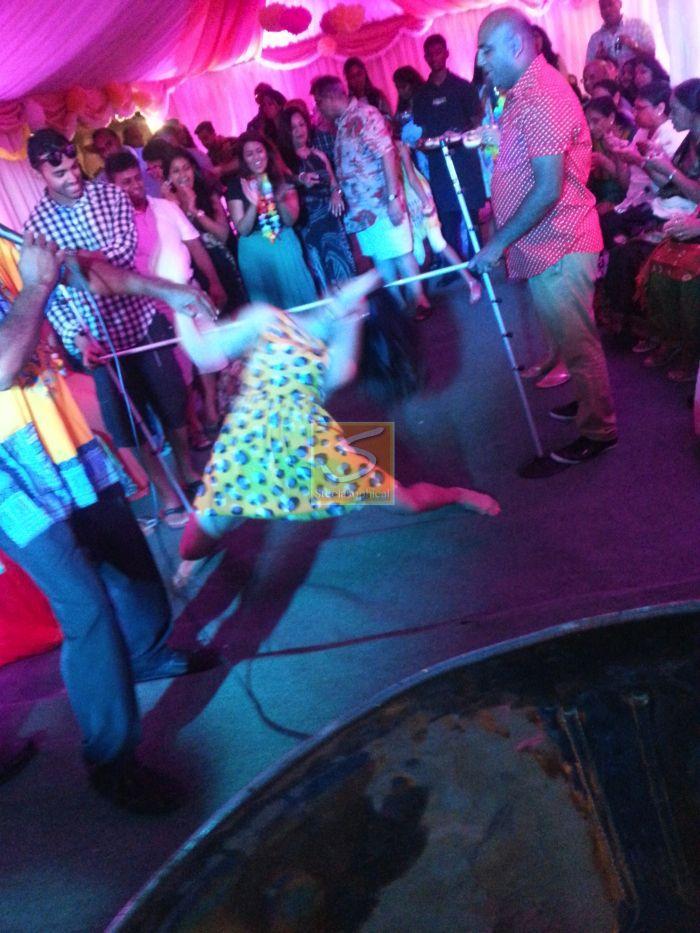 Caribbean Dj Limbo Dance Steel band limbo by design 00