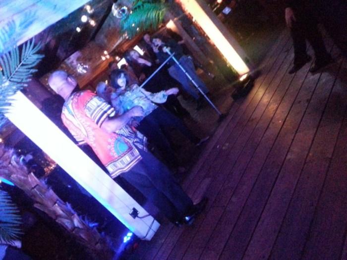 Caribbean Dj Limbo Dance Steel band limbo by design 1