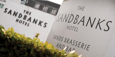 Sandbanks Hotel Steelasophical Steelband
