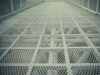 Determinate Slip Resistance of Industrial Steel Grating