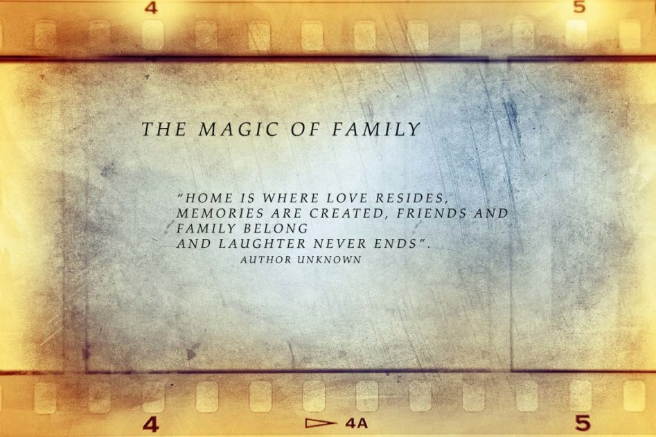 The Magic of Family smaller file
