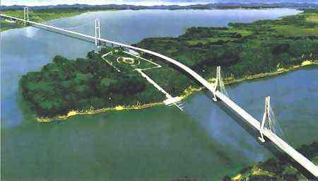 Runyang Bridge south end