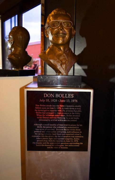 Death of a Hero  Don Bolles