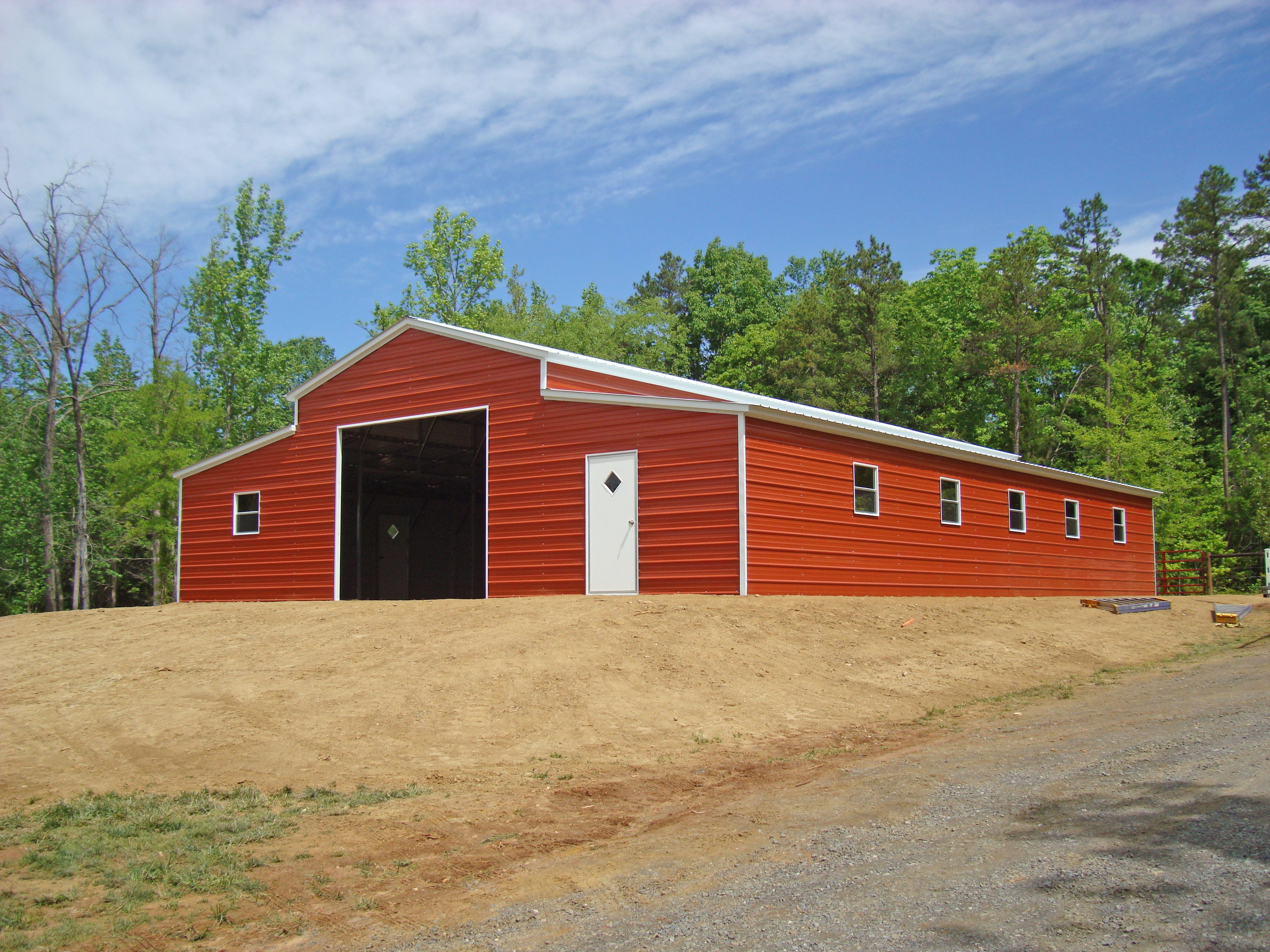 East Coast Barn Packages