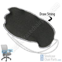 Office Chair Fabric Arm Pad Cover - $14.99