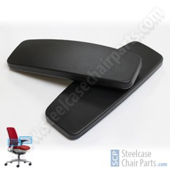 Steelcase Chair Parts Anti Slip Mat Amia Replacement Arm Pads 54 99